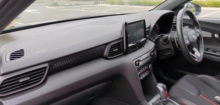 2019 Hyundai Veloster Turbo JS MY20 White