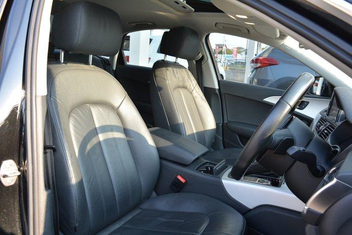 2015 Audi A6 S Line C7 MY15 Black