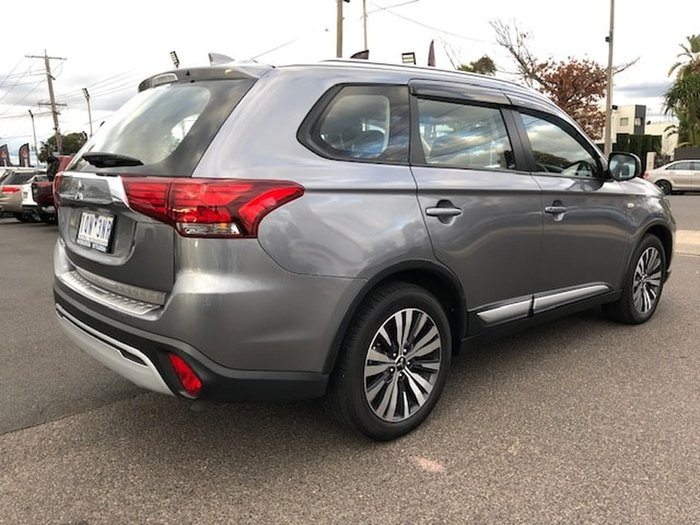 2018 Mitsubishi Outlander ES ZL MY19 Grey