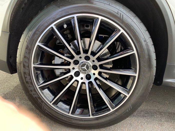 2018 Mercedes-Benz GLC-Class GLC250 C253 Four Wheel Drive White
