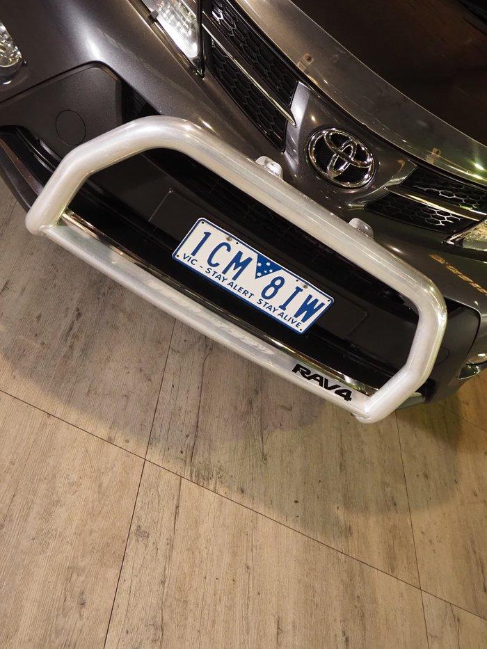 2014 Toyota RAV4 GXL ZSA42R MY14 Grey