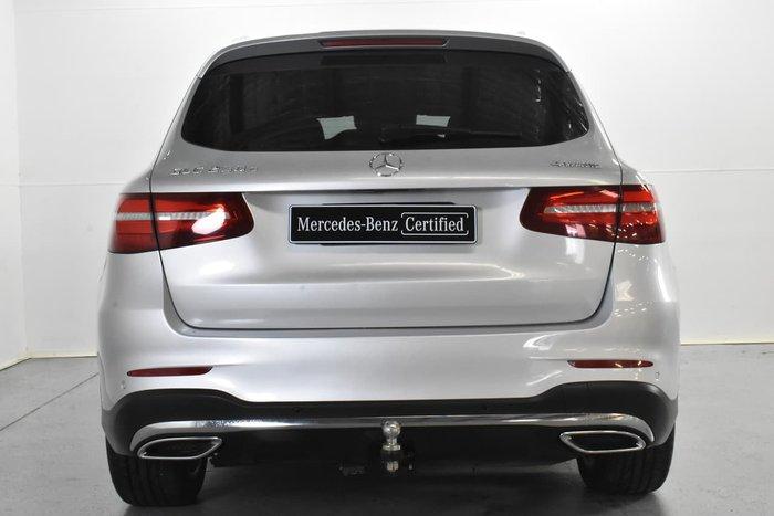 2015 Mercedes-Benz GLC-Class GLC250 d X253 Four Wheel Drive Silver