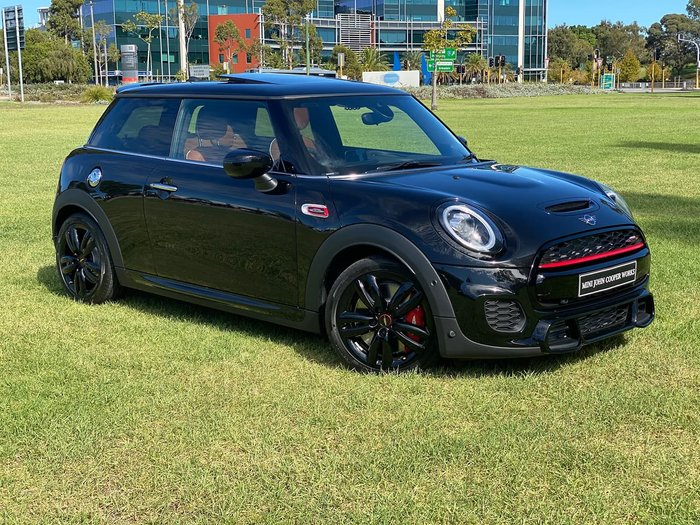 2019 MINI Hatch John Cooper Works F56 LCI Black