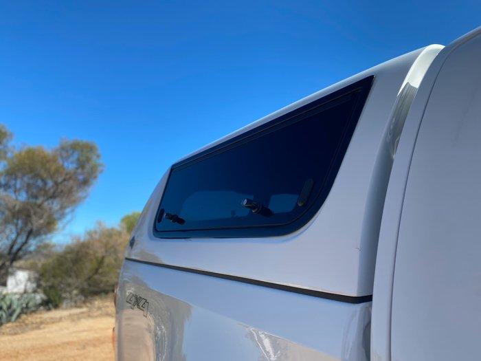 2015 Holden Colorado LTZ RG MY15 4X4 Dual Range White
