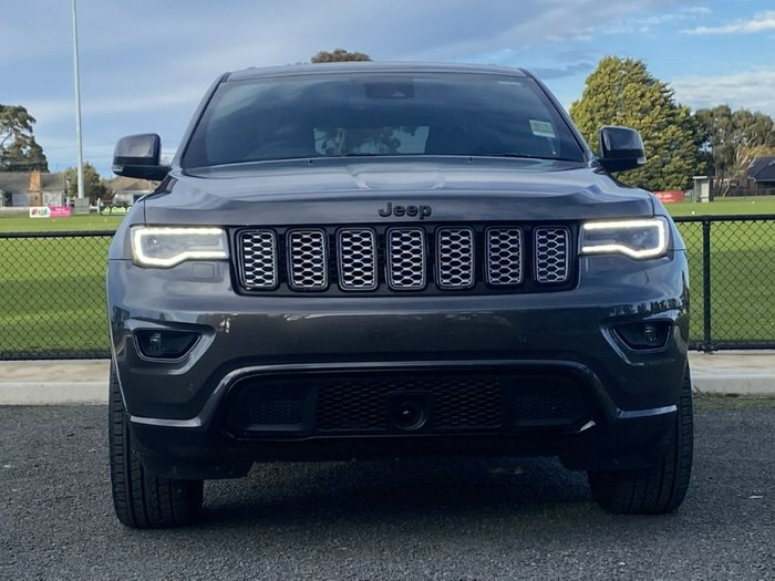 2019 Jeep Grand Cherokee Night Eagle WK MY20 4X4 Dual Range GRANITE CRYSTAL METALLIC