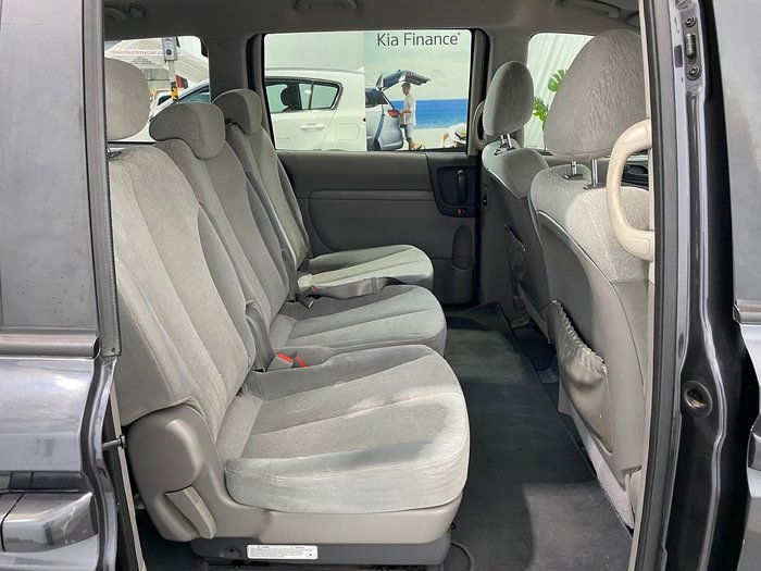 2013 Kia Grand Carnival S VQ MY13 Grey