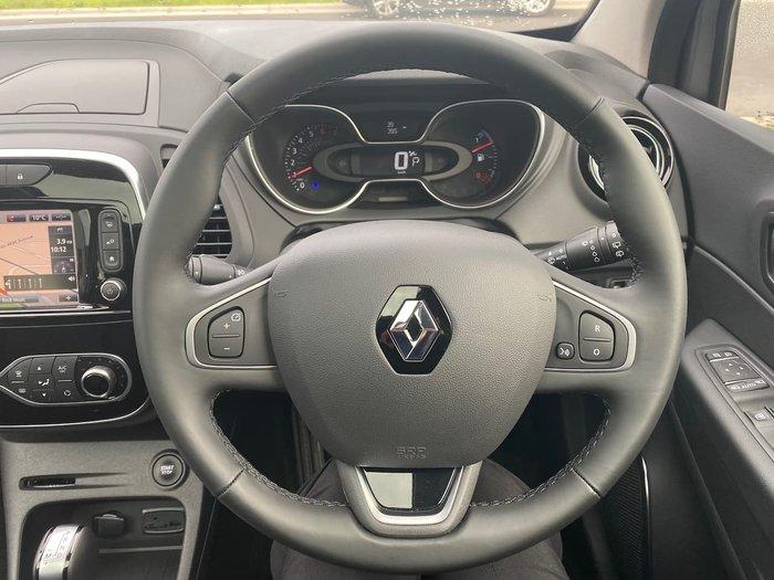 2019 Renault Captur Intens J87 Grey
