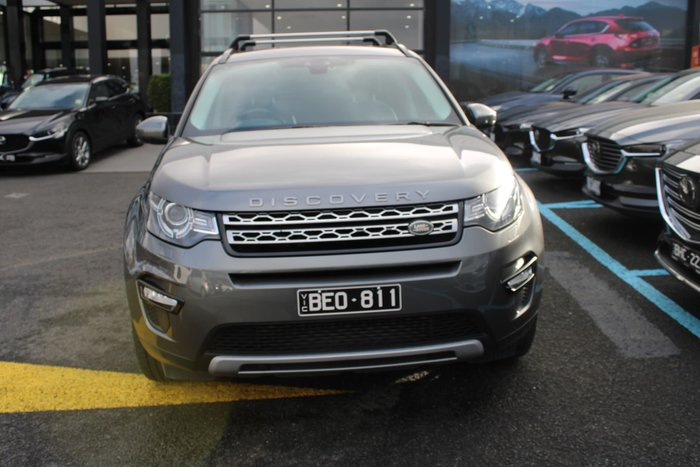 2015 Land Rover Discovery Sport SD4 HSE Luxury L550 MY16.5 4X4 Constant Grey