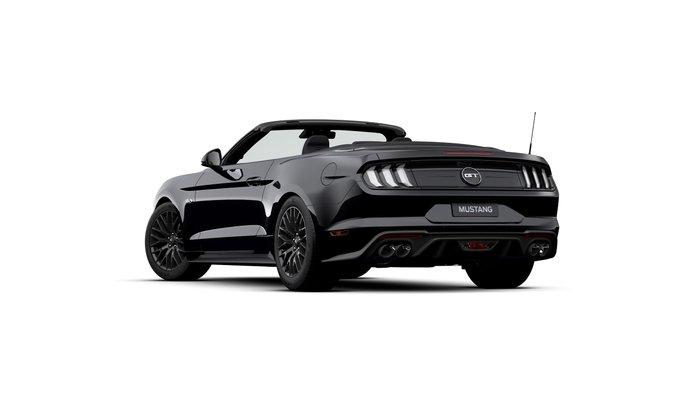 2019 Ford Mustang GT FN MY19 Black