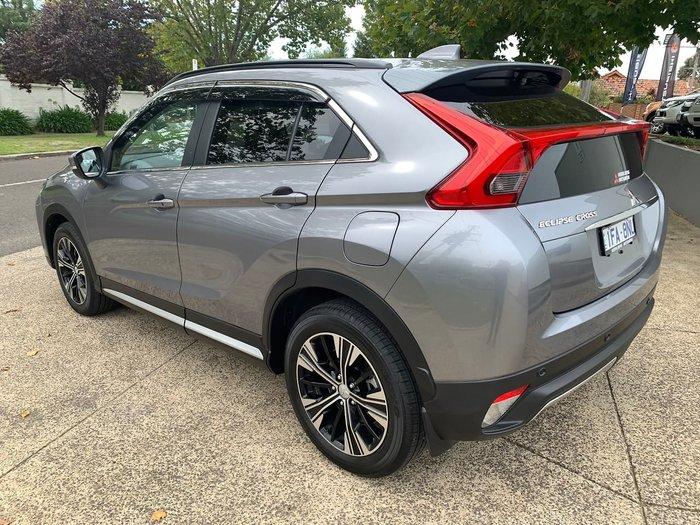 2019 Mitsubishi Eclipse Cross LS YA MY19 Grey