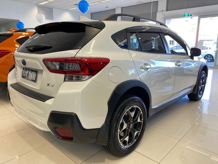 2019 Subaru XV 2.0i-L G5X MY20 Four Wheel Drive White