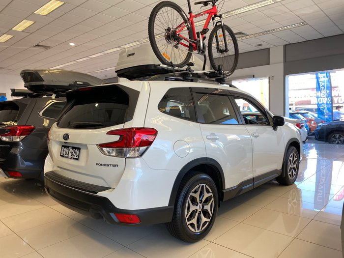 2019 Subaru Forester 2.5i-L S5 MY20 Four Wheel Drive White