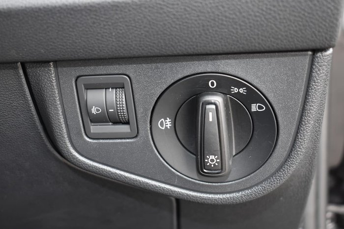 2019 Volkswagen Polo 70TSI Trendline AW MY19 Black