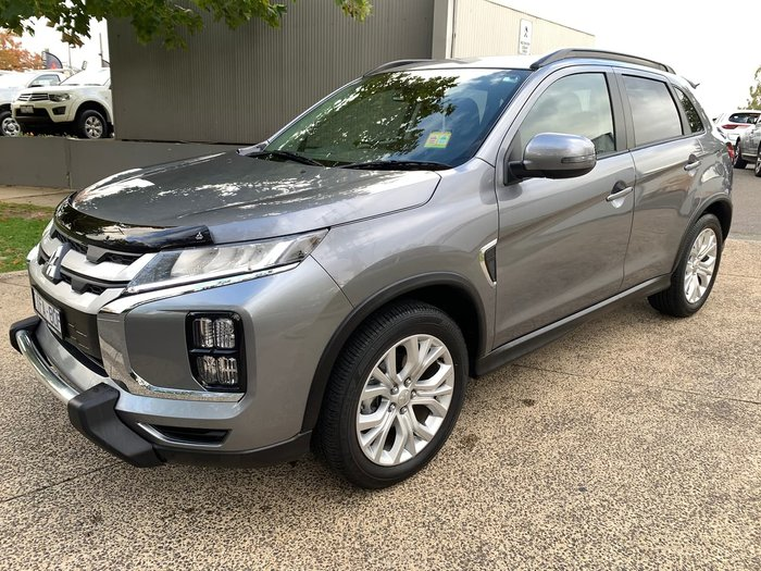 2019 Mitsubishi ASX LS XD MY20 Grey