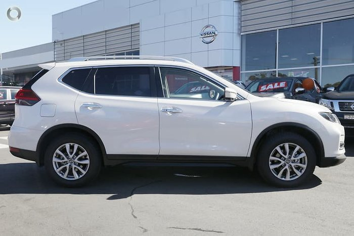 2020 Nissan X-TRAIL ST-L T32 Series II White