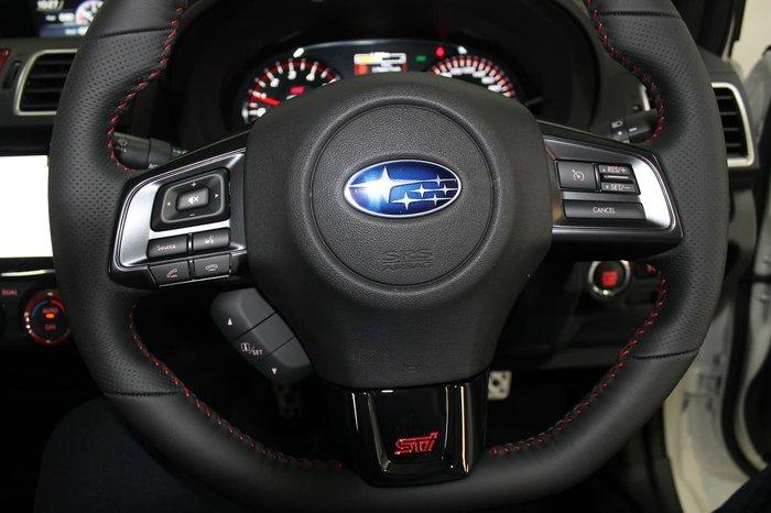 2020 Subaru WRX STI V1 MY20 Four Wheel Drive White