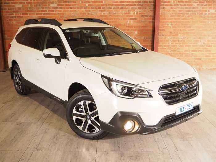 2019 Subaru Outback 2.0D 5GEN MY20 Four Wheel Drive White