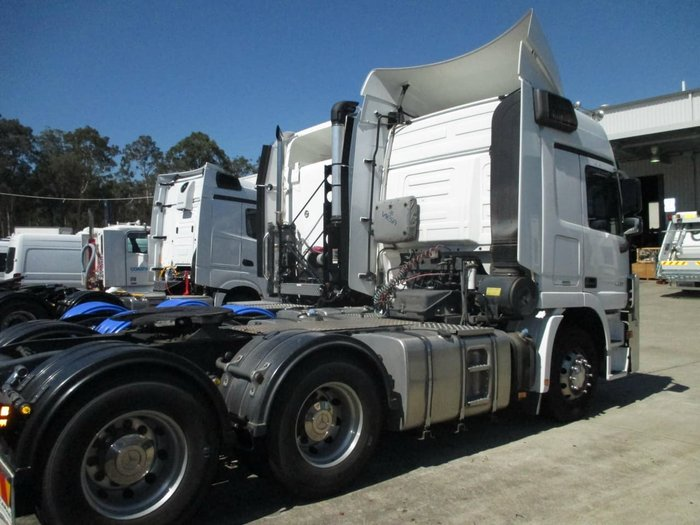 2014 MERCEDES-BENZ 2655 ACTROS null null White