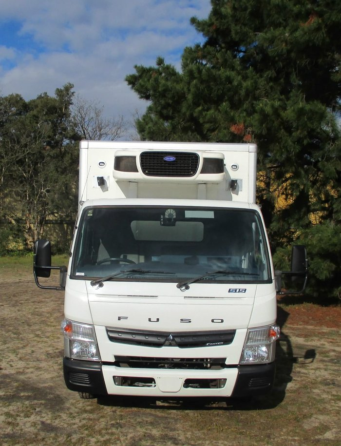 2016 FUSO CANTER 515 WIDE null null White