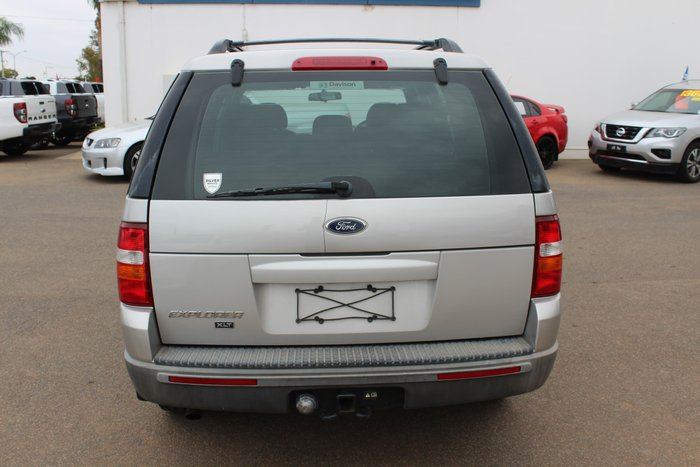 2003 Ford Explorer XLT UX MY03 4X4 Grey