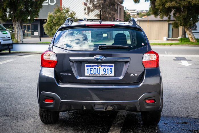 2014 Subaru XV 2.0i G4X MY14 Four Wheel Drive Grey