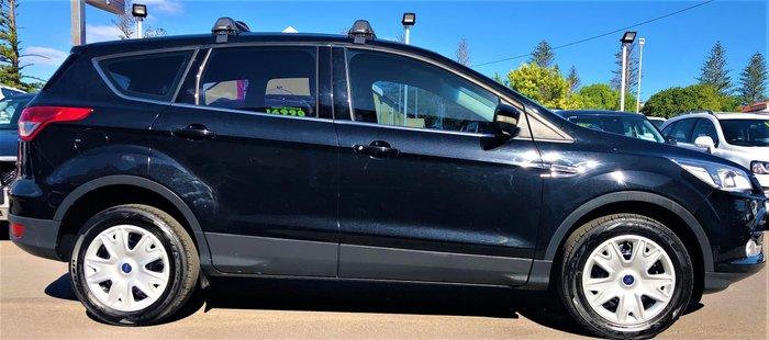 2013 Ford Kuga Ambiente TF 4X4 On Demand Black