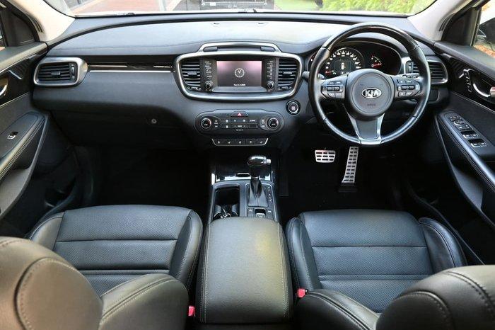 2015 Kia Sorento Platinum UM MY15 4X4 On Demand White