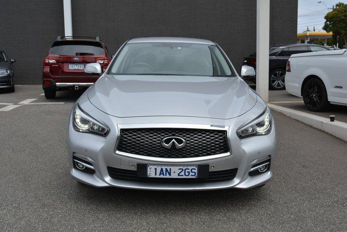 2014 INFINITI Q50 GT V37 Silver