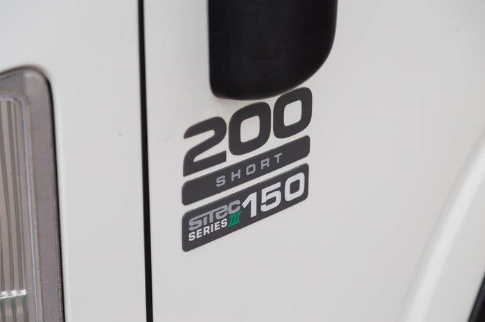 2014 ISUZU NNR200 null null WHITE