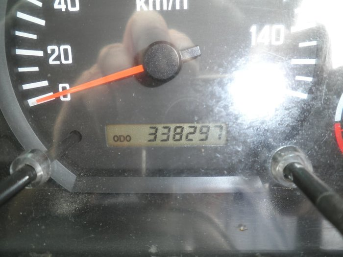2009 ISUZU FVD1000 null null WHITE