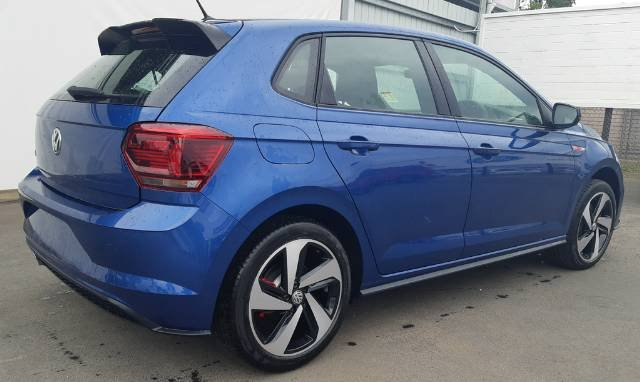2020 Volkswagen Polo GTI AW MY20 REEF BLUE