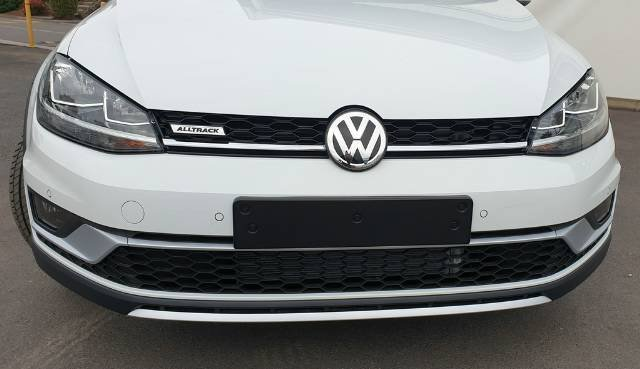 2020 Volkswagen Golf Alltrack 132TSI 7.5 MY20 Four Wheel Drive PURE WHITE