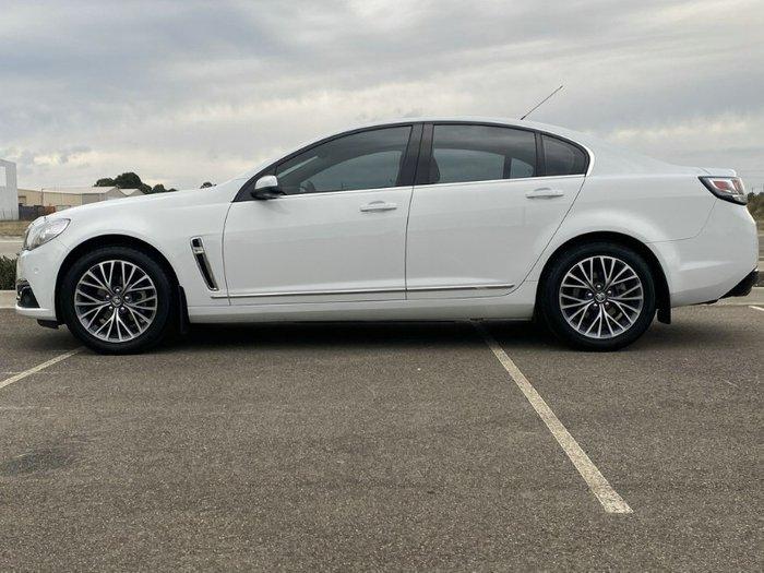 2016 Holden Calais VF Series II MY16 HERON WHITE