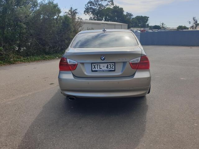2008 BMW 3 20i E90 08 UPGRADE Gold