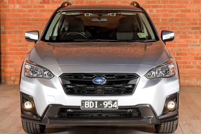 2019 Subaru XV 2.0i-L G5X MY19 Four Wheel Drive Silver