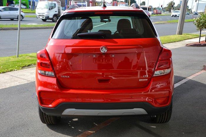 2019 Holden Trax LTZ TJ MY20 Red
