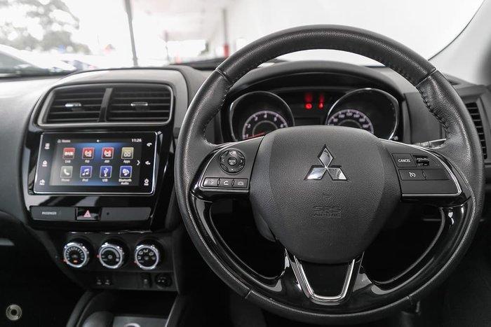 2018 Mitsubishi ASX LS XC MY19 Silver