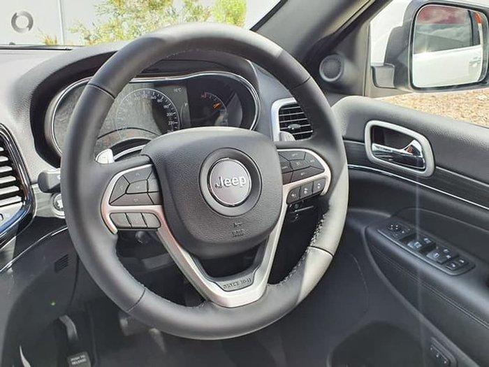 2019 Jeep Grand Cherokee Limited WK MY20 4X4 Dual Range White