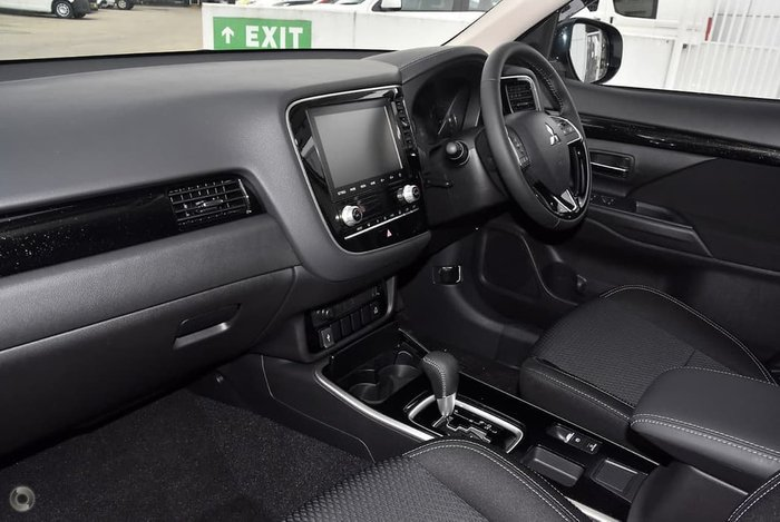 2019 Mitsubishi Outlander ES ZL MY20 Grey