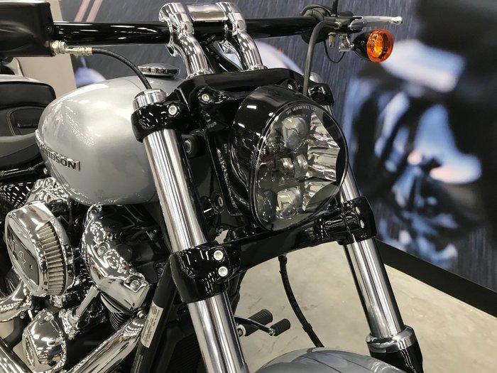 2020 Harley-davidson FXBRS BREAKOUT (114) Barracuda Silver