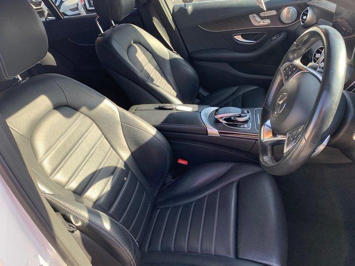 2015 Mercedes-Benz C-Class C250 W205 White