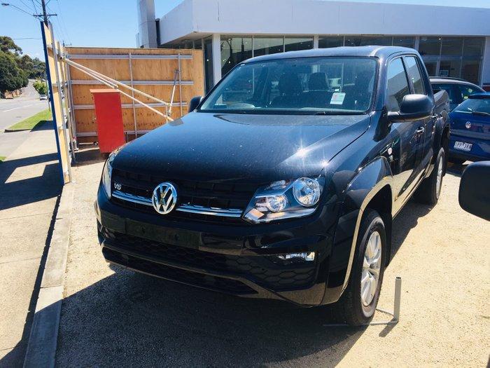 2019 Volkswagen Amarok TDI550 Core 2H MY19 4X4 Constant Black