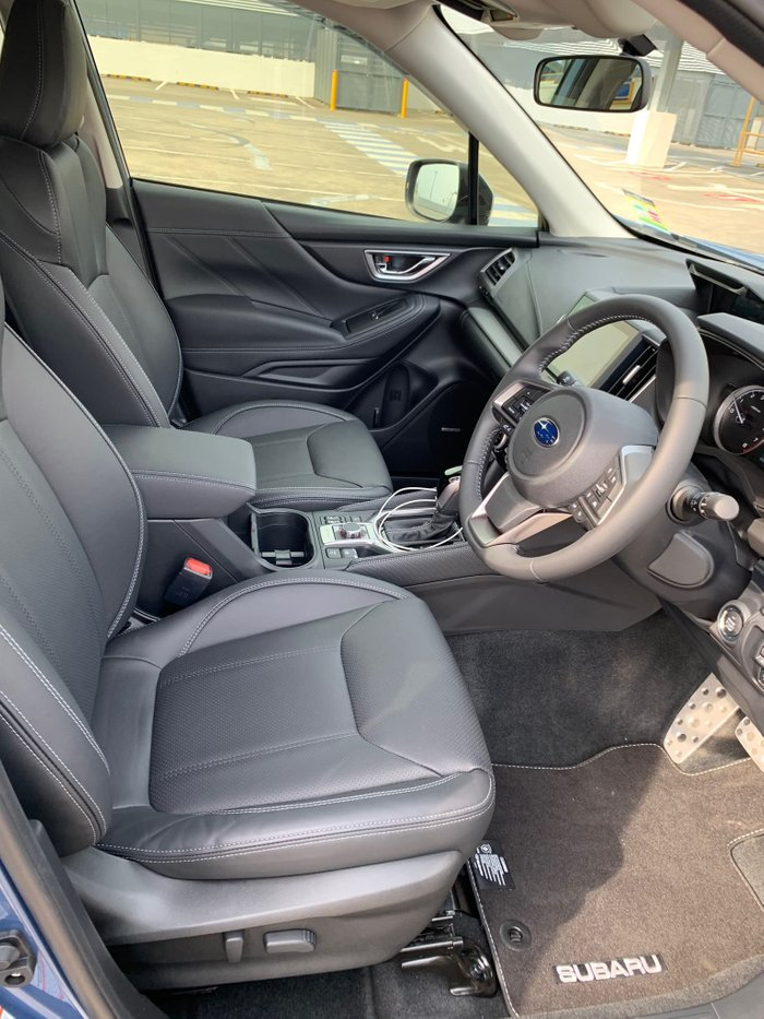 2019 Subaru Forester 2.5i-S S5 MY20 Four Wheel Drive Blue