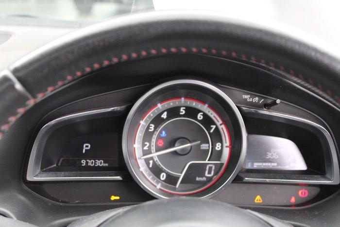 2015 Mazda 3 SP25 GT BM Series White