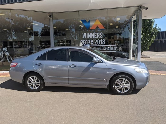 2008 Toyota Camry Altise ACV40R Blue