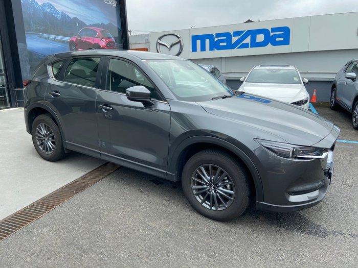 2019 Mazda CX-5 Maxx Sport KF Series 4X4 On Demand Grey
