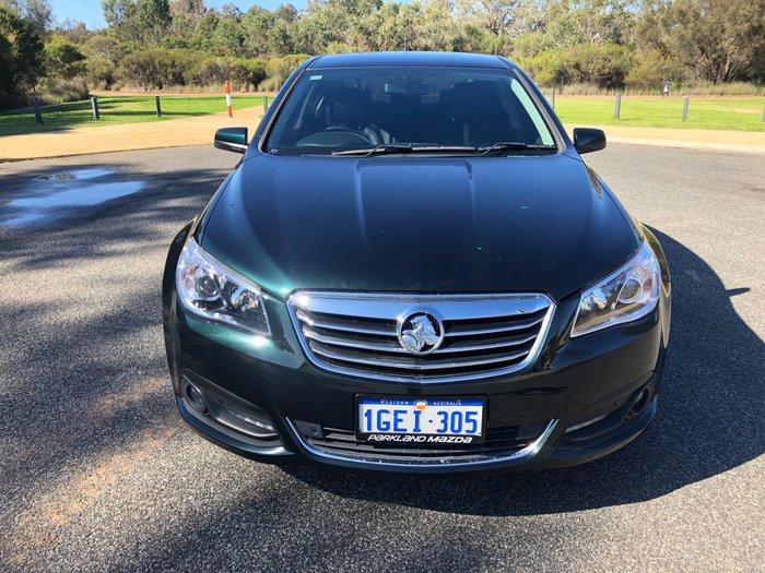 2015 Holden Calais VF Series II MY16 Green
