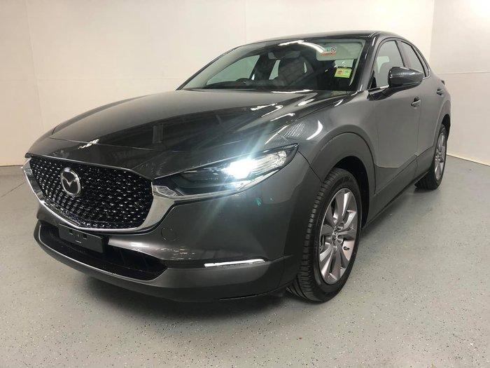 2020 Mazda CX-30 G25 Touring DM Series 4X4 On Demand Grey