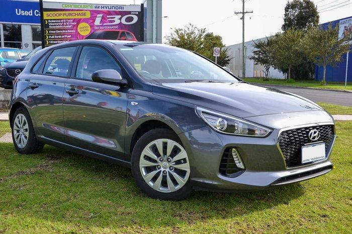 2019 Hyundai i30 Go PD MY19 Grey