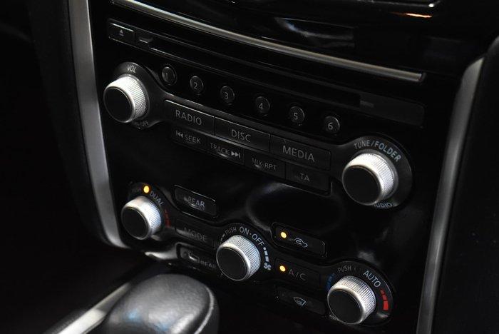 2018 Nissan Pathfinder ST-L R52 Series III MY19 Ivory Pearl